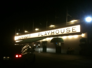 Ogunquit Playhouse, September 14, 2013