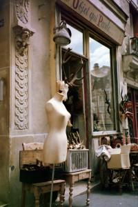 Shop in Montmarte