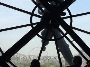 Fifth Floor Clock at Musée d'Orsay
