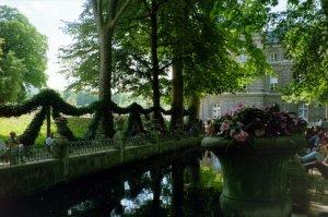 Resting at Fontaine de Medicis