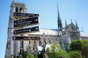 Notre Dame and the Latin Quarter