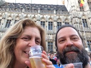 Ed & Margot's Selfie Practice