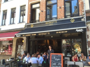 Cafe Georgette for Caesar Salad