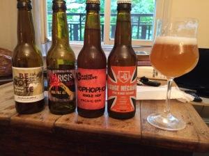 Bières à la Bière