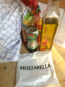 Still Life with Mozzarella